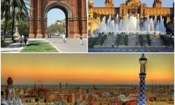 SPANIA - BARCELONA - CITY BREAK
