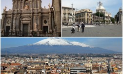 ITALIA - CATANIA - CITY BREAK