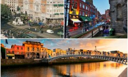 IRLANDA - DUBLIN - CITY BREAK